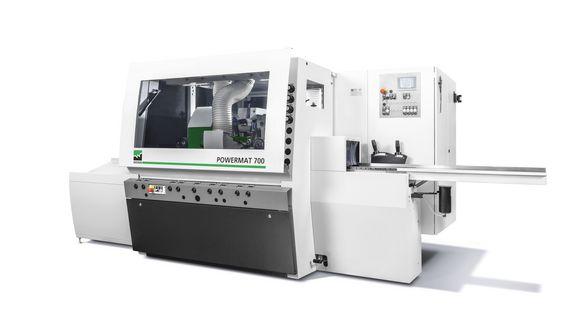 Powermat 700 planing machine / moulder – WEINIG