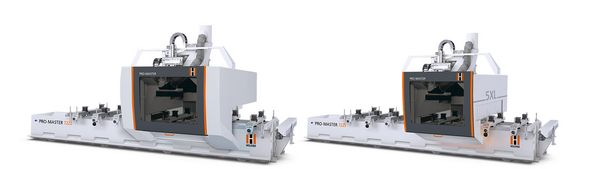 Machines CNC Pro-Master de Holzher : les machines CNC haute performance pour l'usinage du bois