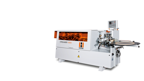 HOLZHER edgebander - fine edgebanding machines from Germany