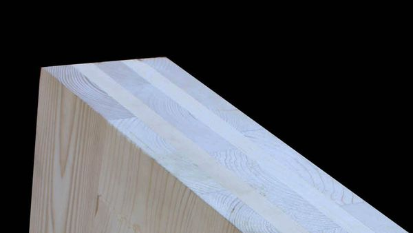 Cross laminated timber